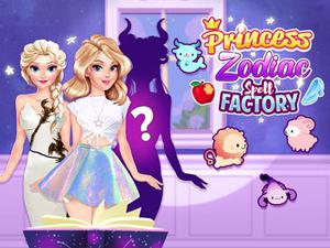 play » Princess Zodiac Spell Factory