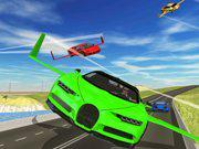 Ultimate Flying Car 3D game
