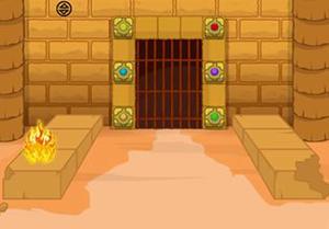 play Escape Sand Temple