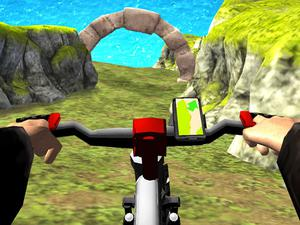 play Real Mtb Downhill 3D