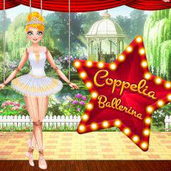 play Coppelia Ballerina