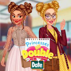 play Princesses Double Date