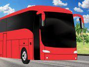 City Bus Simulator 3D game