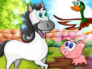 play Learning Farm Animals: Educational Games For Kids