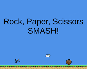 play Rock, Paper, Scissors, Smash!