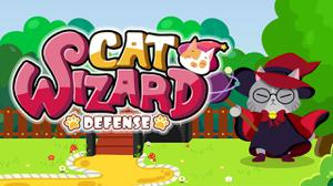 play Cat Wizard Defense