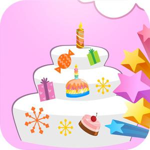 play Happy Birthday Cake Decor