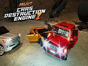 play Project Cars Destruction Engine 2