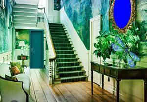 play Mural Modern House Escape