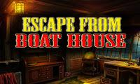 play Top10 Escape From Boat House