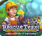 Rescue Team: Danger From Outer Space! Collector'S Edition game