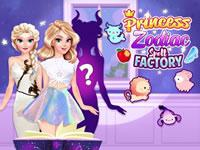 play Princess Zodiac Spell Factory