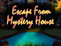 play Top10 Escape From Mystery House