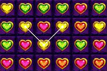 play Heart Gems Connect
