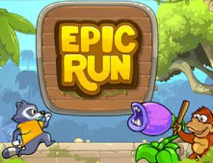 Epic Run game