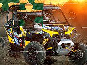 Offroad Atv Puzzle game