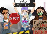 Princess Protest game