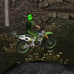 Dirt Bike Adventure game