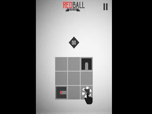 Red Ball Puzzle game