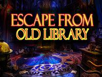Top10 Escape From Old Library game