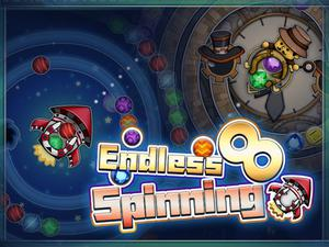 Endless Spinning game