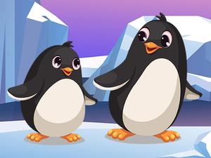 Penguin Jigsaw game