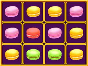 play Macarons Block Collapse
