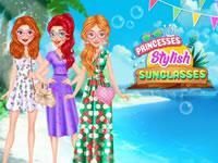 play Princesses Stylish Sunglasses