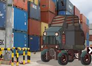 play Restricted Container Yard Escape