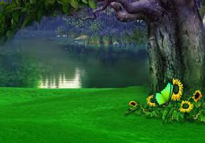 Escape From Fantasy Green Forest game
