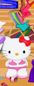 play Hello Kitty Swimming Pool