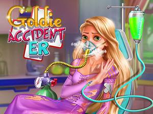 Goldie Accident Er game