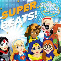 Dc Super Hero Girls Super Beats! game