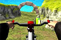play Real Mountainbike Downhill 3D
