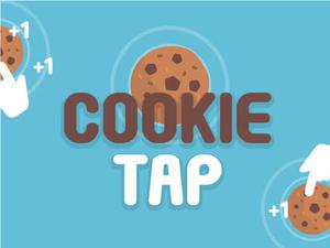 Cookie Tap game