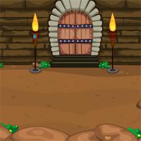 play Knf-Old-Dungeon-House-Escape