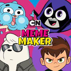 Cartoon Network Meme Maker game