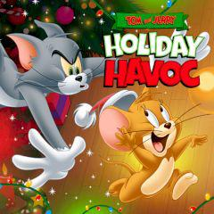 Tom And Jerry Holiday Havoc game
