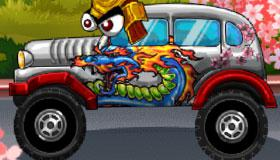 Angry Birds Cars Puzzle game