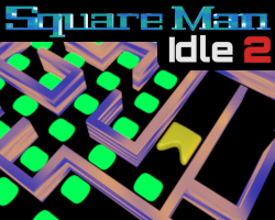 Square Man Idle 2 game