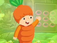 Lovely Carrot Boy Escape game