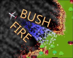 Bushfire Post Jam game