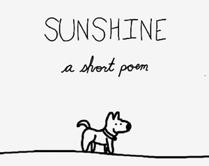 Sunshine (A Short Poem) game