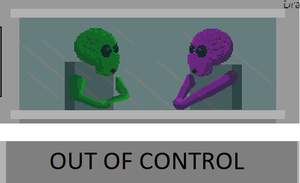 Bleep And Blorp: Out Of Control game