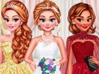 play Princesses Debutante Ball