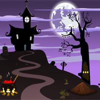 Escape007Games-Halloween-Hill-Cave-Escape game