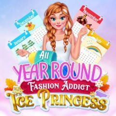 play All Year Round Fashion Addict Ice Princess