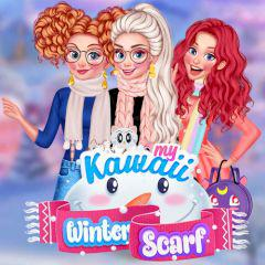 play My Kawaii Winter Scarf