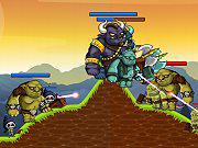 play Battle Of Orcs