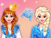 play Princesses Cool #Denim Outfits
